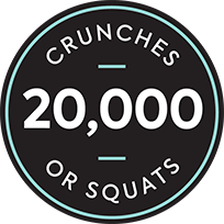 High Ight Crunches Or Squats